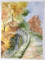 Bridging the gap by Jennyben