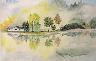 Reflections by Jennyben