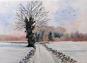 Country Lane by Jennyben