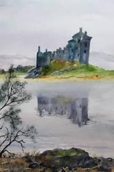Ruined Castle by Jennyben