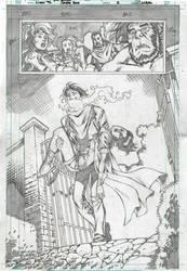 X-MEN '92 sample page3 by PowRodrix