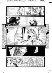 STAR WARS Empire Strikes Back - sample page 3