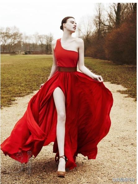 2a42287e691 Stunning red dress by bluewang88 on DeviantArt