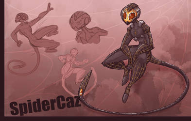 SpiderCaz by CazadorR
