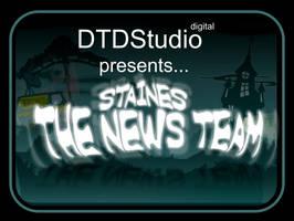 Staines News Team Illustration