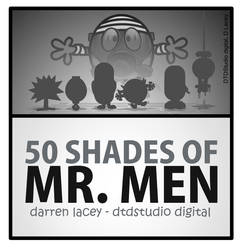 50 shades of mr men cover