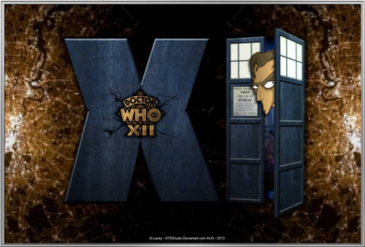 Xii Dr Who New : Peter Capaldi