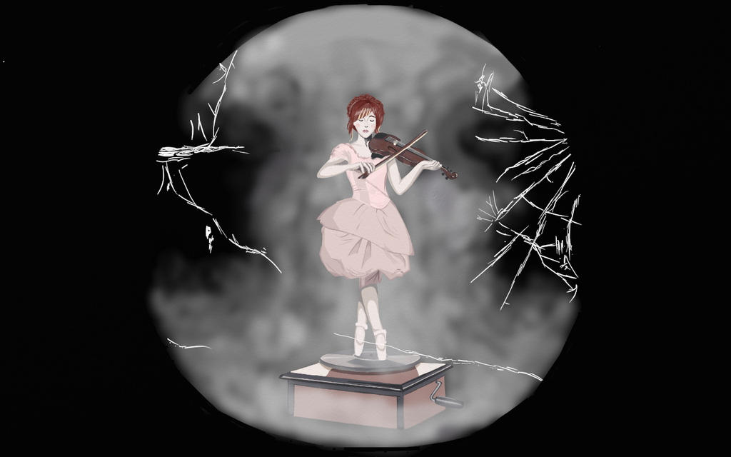 Lindsey Stirling - Shatter Me by MintakaWolf on DeviantArt