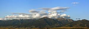 Mt. Cowen Panorama