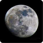 .: Gibbous in Color :.