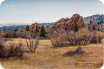 .: Roxborough State Park - Early Winter :.