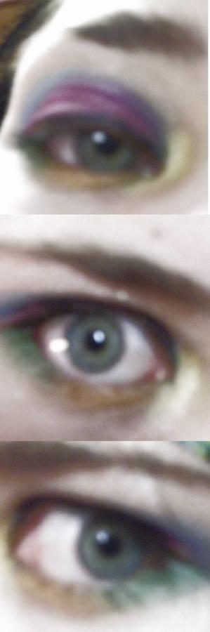 Coloured Eyes