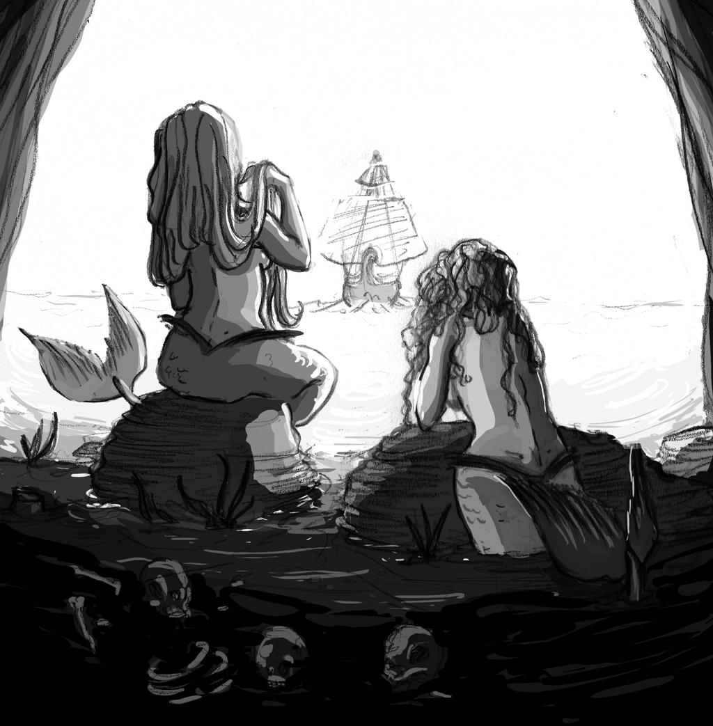 Mermaids by marichanxx