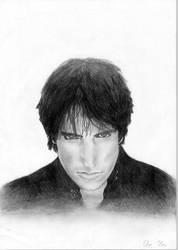Trent Reznor by Moppi