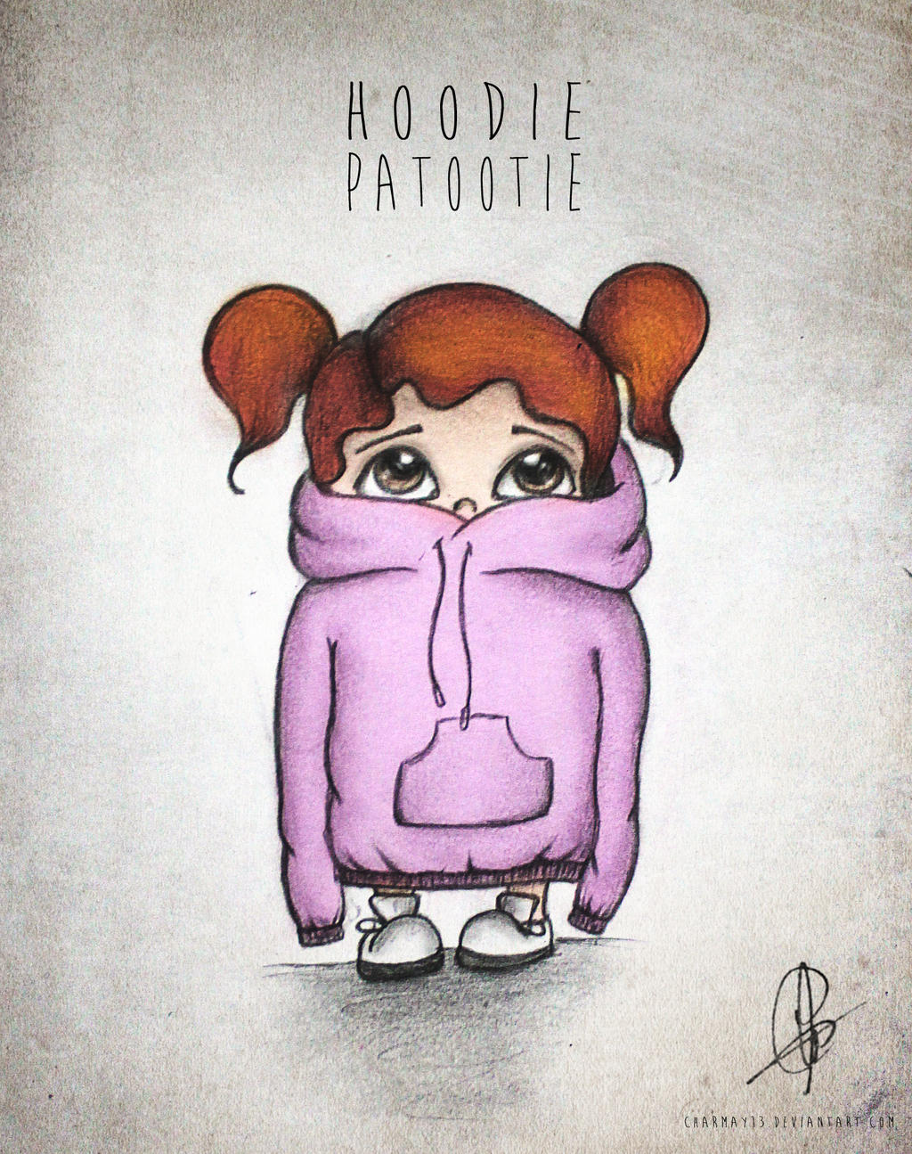 Hoodie Patootie (deviantart) by charmay13