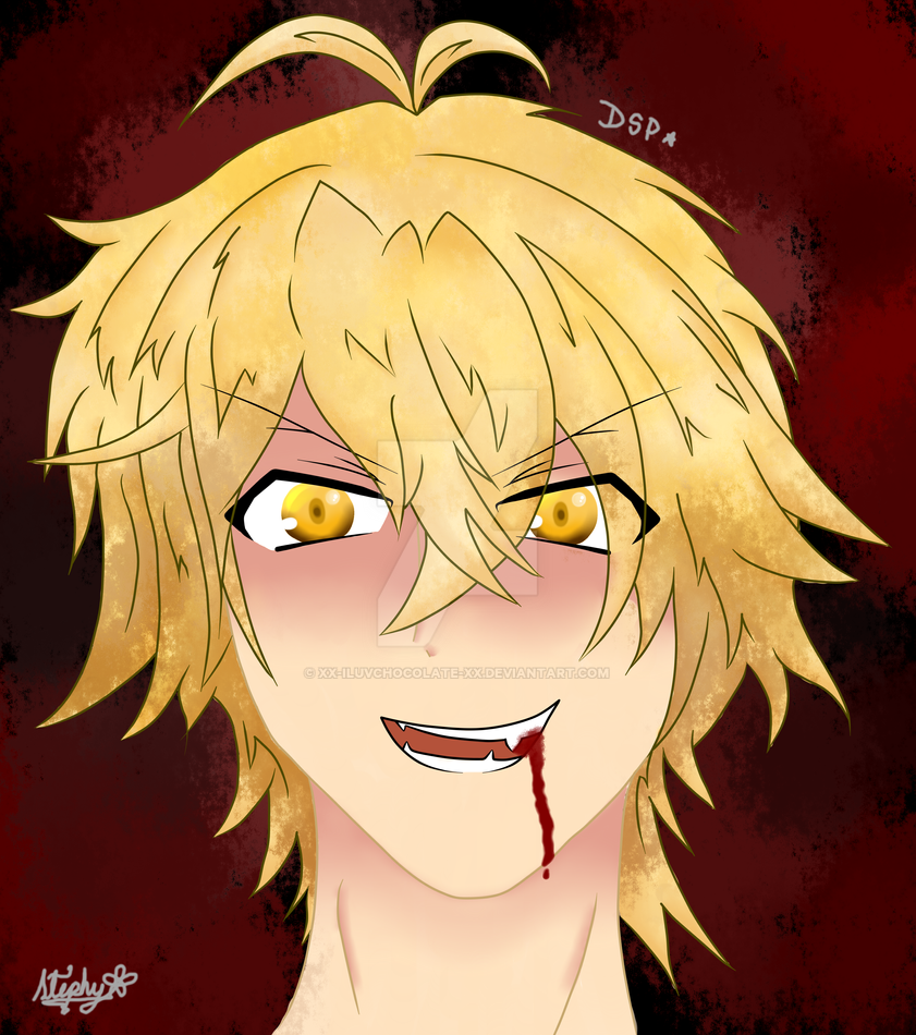 Nathaniel Yandere (Or I tried to make him like) by DannielleStefPhantom