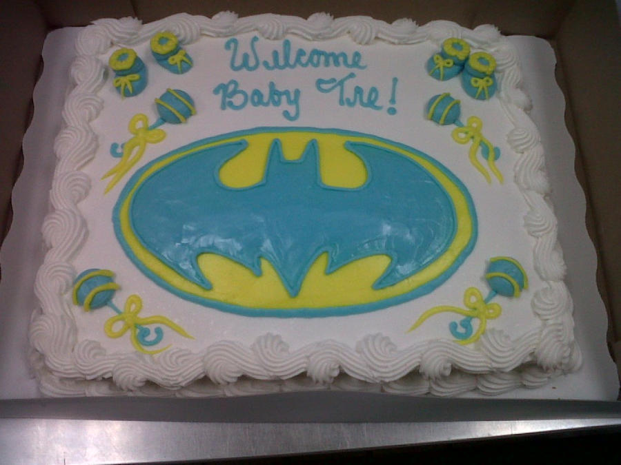 Baby Batman By AingelCakes ...
