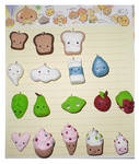 Kawaii Charms Set I