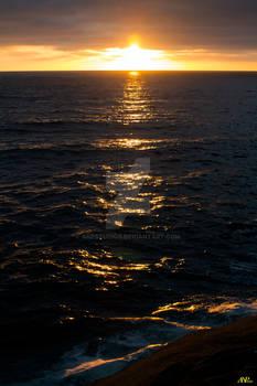 Sunset at Sunset Cliffs 041