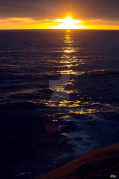 Sunset at Sunset Cliffs 048