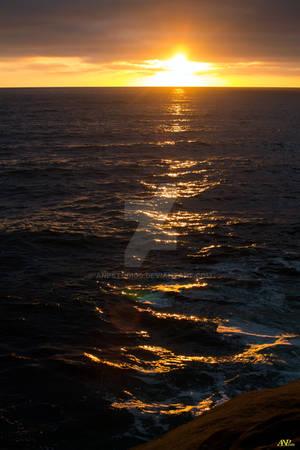 Sunset at Sunset Cliffs 051