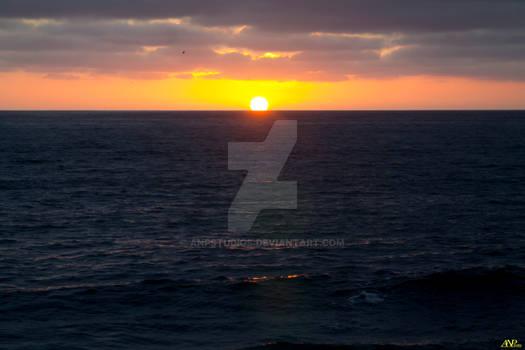 Sunset at Sunset Cliffs 070