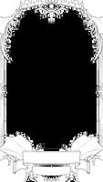 Tarot/Trading card template