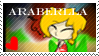 Arabella Stamp by kyoukorpse