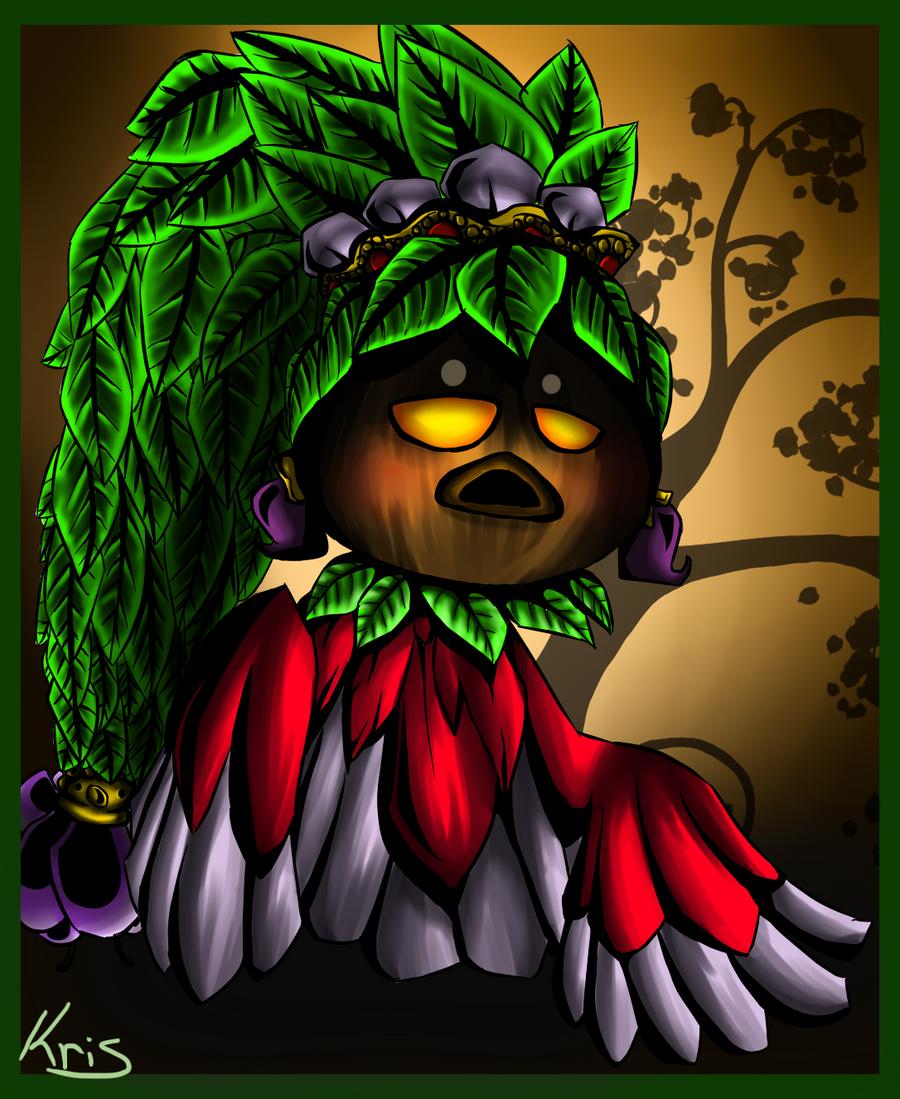 Princess Of The Deku Kingdom By Kyoukorpse On DeviantART
