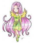 Fluttershy Chibi