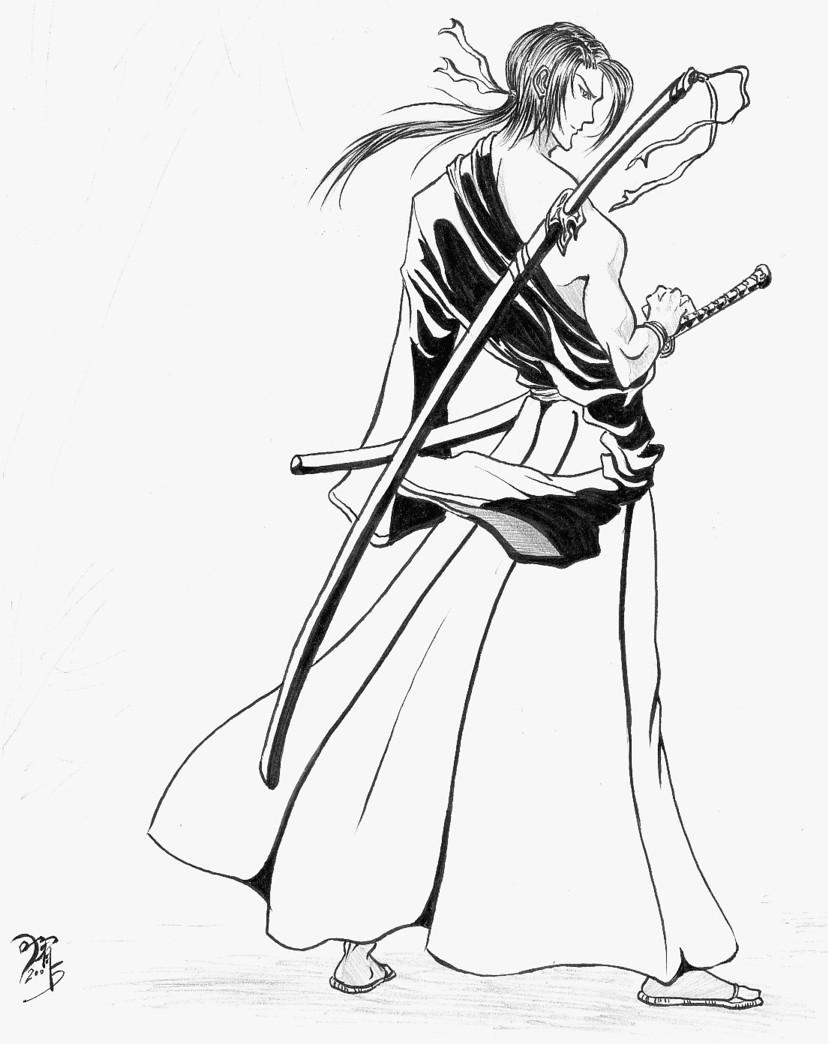 samurai by tmac1kobe8vc15 on deviantart