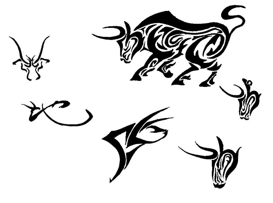 Zoids Tattoo Design