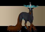 Markhorse  #73 - Foal 12 by Jasper-19