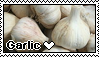 Garlic Love Stamp by Kennaleecat