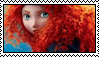Merida Stamp by Kennaleecat