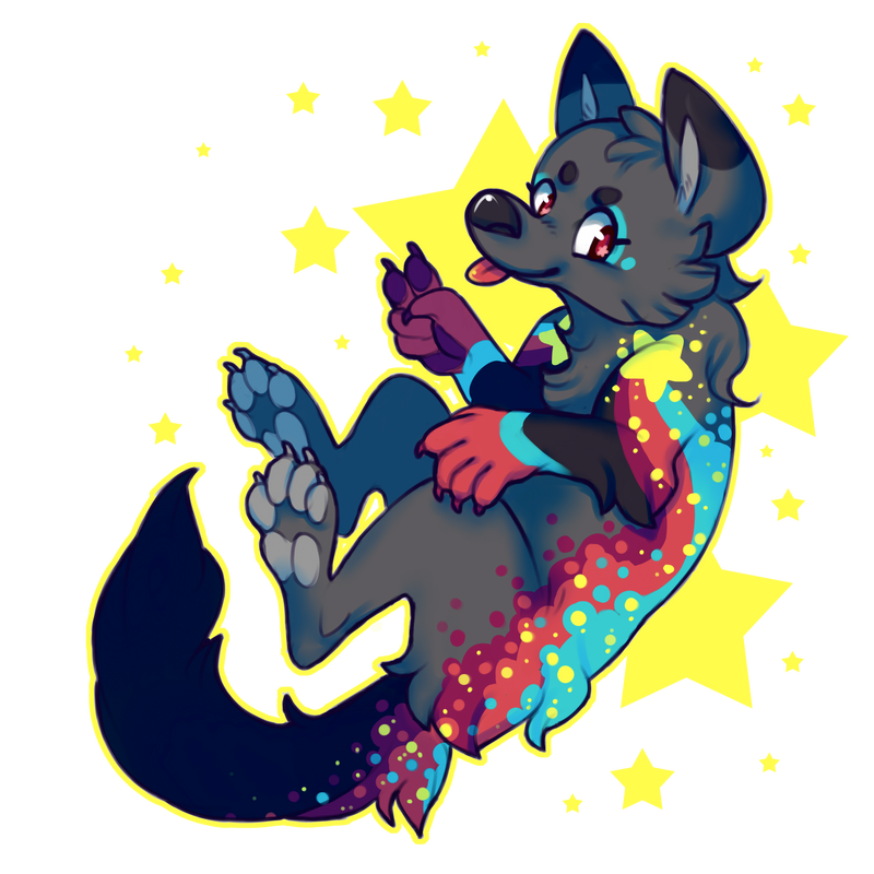 Reach for the Stars, Kid by Kennaleecat