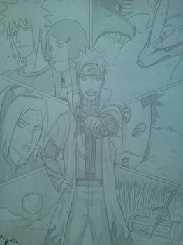 Naruto Shippuden Road To Ninja