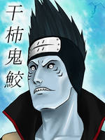 Kisame Digital Art by Lonirisme