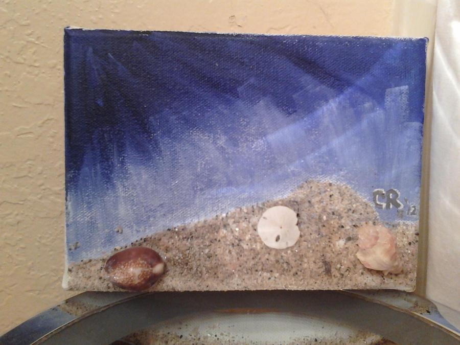 Sandy Beaches by fireflyinnocence