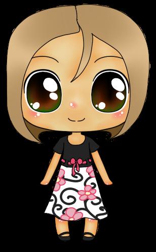 Chibi Me by fireflyinnocence