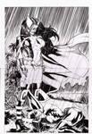 huntress e batgirl