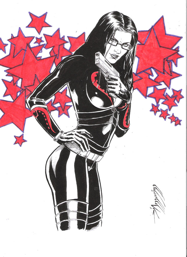 baroness by amorimcomicart