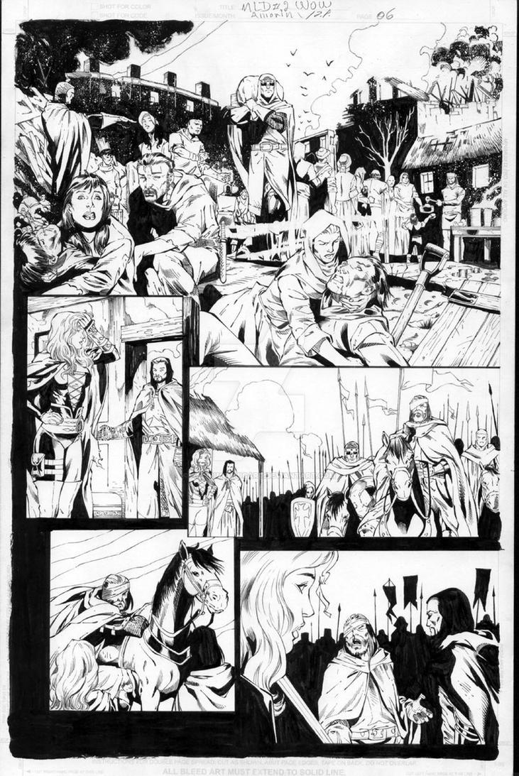 Mld#2,page06.pencilink-amorim by amorimcomicart