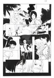 Sheena She Devil#2 By Diamorim Page 05