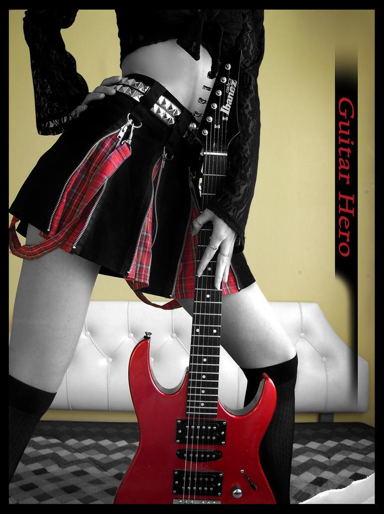 Guitar Hero by Ahrum