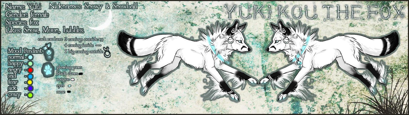 C: Yuki by Snow-Body