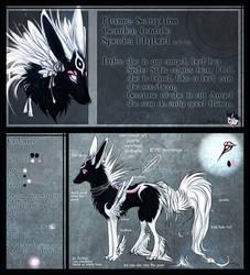 Ref Sheet: Seraphim by Snow-Body