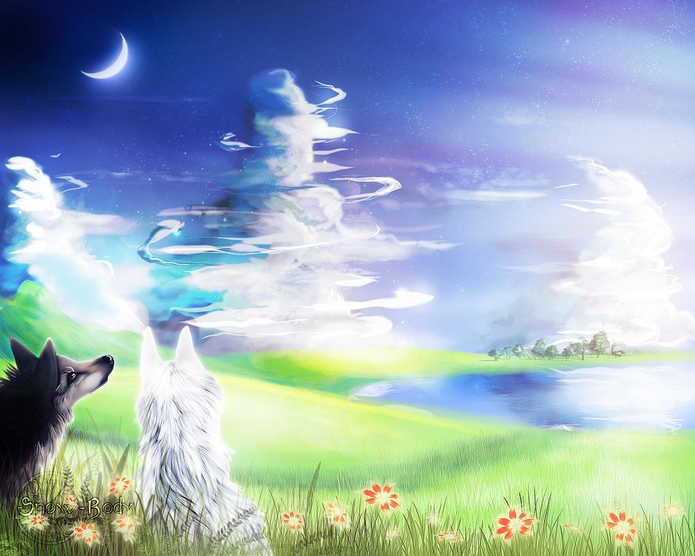 .Dreamworld. by Snow-Body