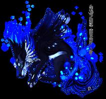 Auction: Blue-Rai ::CLOSED:: by Snow-Body