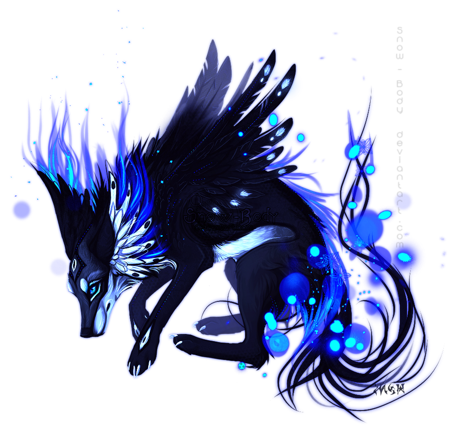 Auction: Blue-Rai ::CLOSED:: by Snow-Body